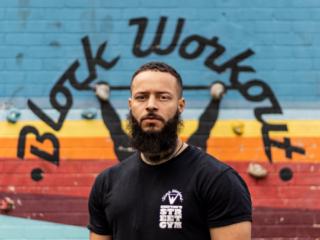 Brixton Local Gym Founder, Terroll Lewis