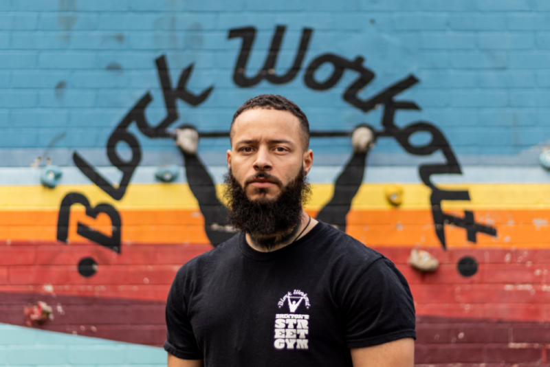 Soliquidas - Brixton Local Gym Founder, Terroll Lewis