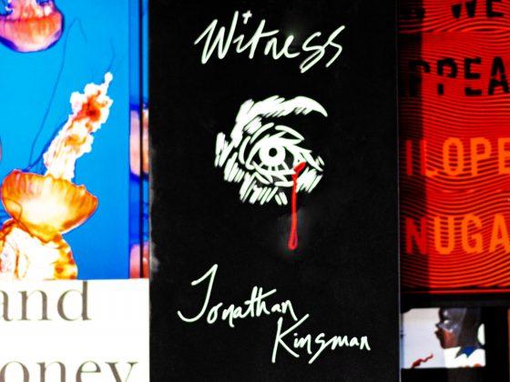 Soliquidas   Album Review: Jonathan Kinsman's Witness